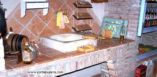 Casas con encanto la alpujarra for Decoracion casas rurales con encanto
